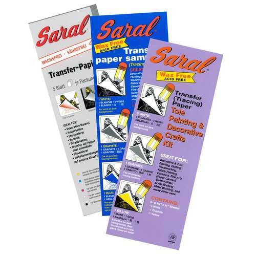 Assortiment papier transfert Saral®