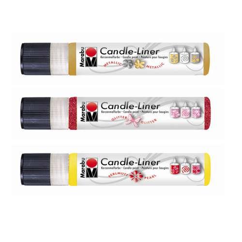 Crayon pour bougies MARABU