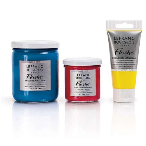 LEFRANC & BOURGEOIS Flashe extrafeine Vinylfarbe