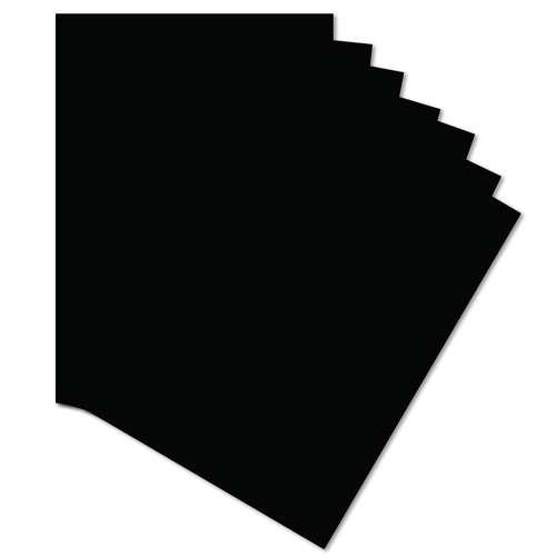 Papier à dessin de couleur ultra-noir