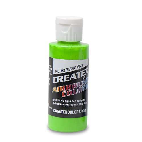 Couleurs pour aérographe CREATEX™, fluo