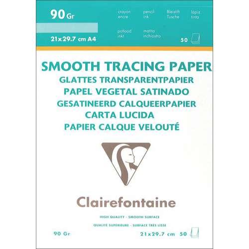 CLAIREFONTAINE Transparentpapier 90/95g