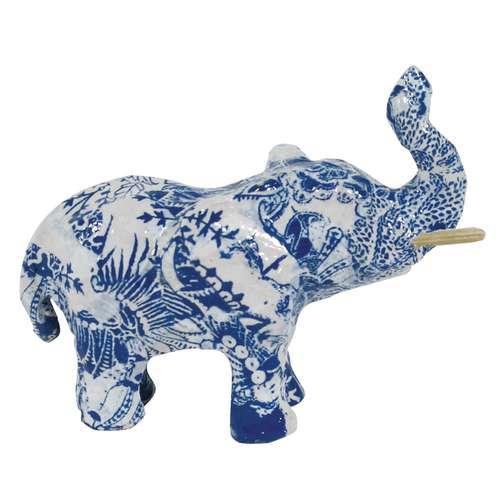 """DÉCOPATCH """"Elefant"""" Pappfigur"""