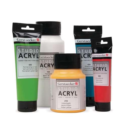 GERSTAECKER STUDIO ACRYL Acrylfarbe