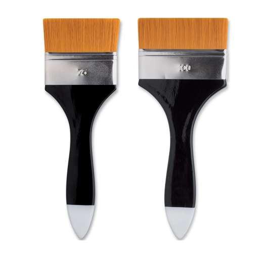 I LOVE ART Spalterpinsel-Set, 75 - 100 mm