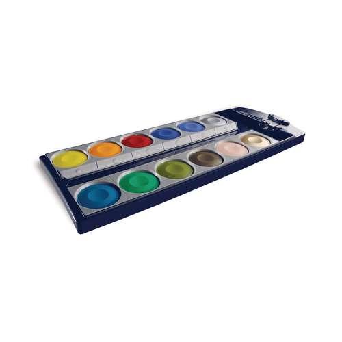 Coffret Pelikan peintures standard couvrantes scolaires