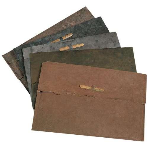 """Pochette de papier à lettres de couleur """"Yack"""""""