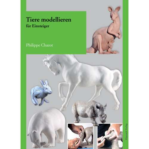 Tiere modellieren für Einsteiger