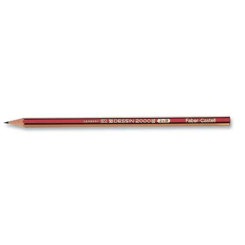 Crayon graphite scolaire de Faber Castell