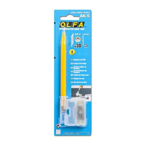 Cutter scalpel OLFA® AK-5