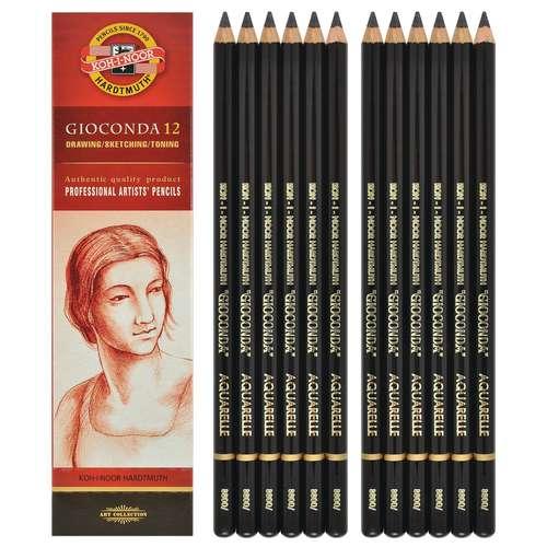 KOH-I-NOOR GIOCONDA 8800 Grafit-Aquarell-Stift