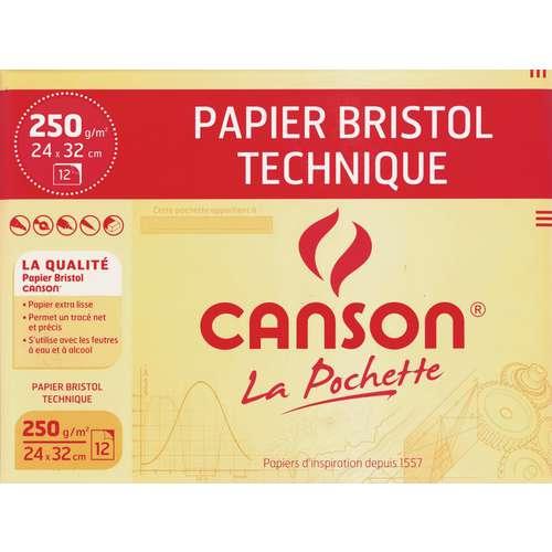 Canson® Pochette Bristol