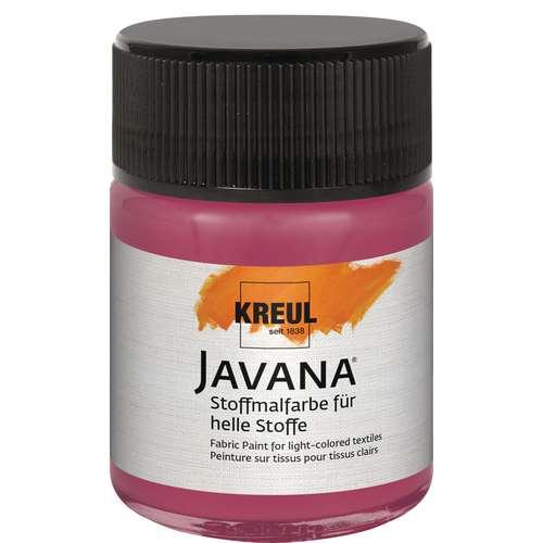 Peinture JAVANA® KREUL pour textiles clairs