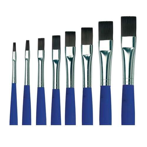 DA VINCI FORTE ACRYLICS, Serie 8640, flach Acrylpinsel