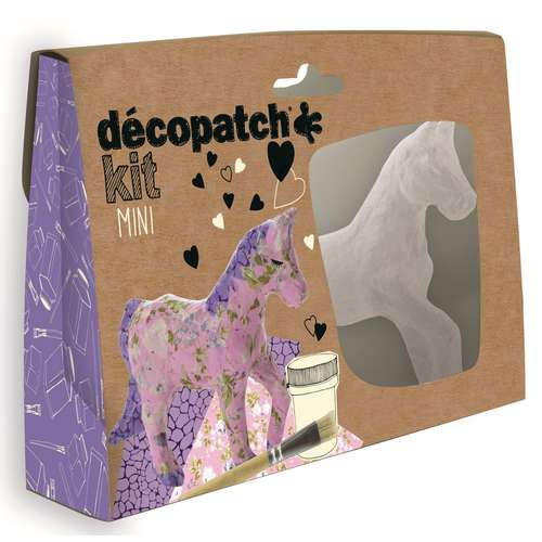 "décopatch Kit Mini ""Pferd"""