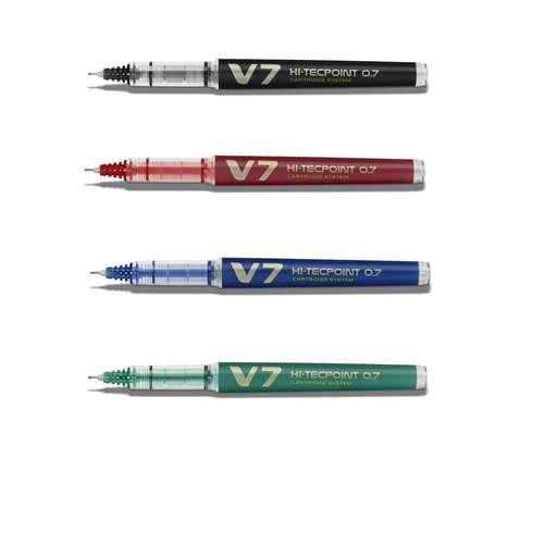 PILOT Tintenroller Hi-Tecpoint V7