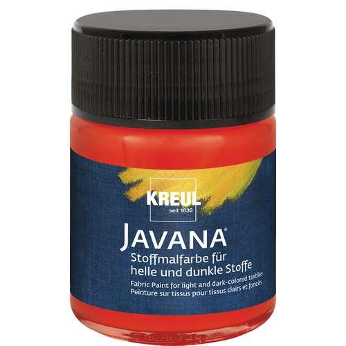 Peinture JAVANA® KREUL pour textiles clairs et foncés