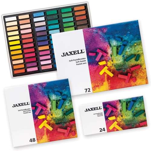 Coffrets de demi-pastels tendres JAXELL®