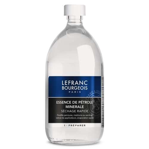 Essence de pétrole Lefranc