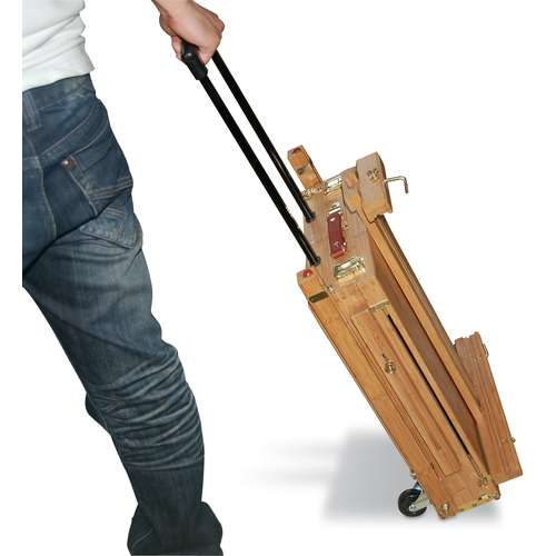 Chevalet coffret en bois de bambou GERSTAECKER