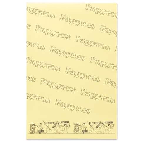 Bloc papyrus