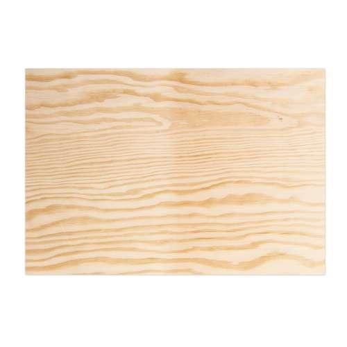 Kiefer-Sperrholzplatte, 21 cm x 30 cm