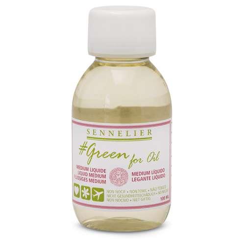 SENNELIER Green for Oil Universalmedium