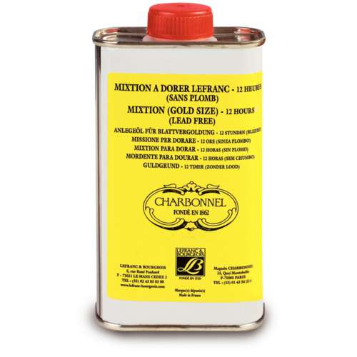 CHARBONNEL Mixtion 12, Anlegeöl