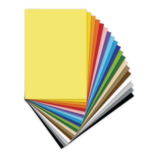 GERSTAECKER Tonpapier-Sortiment – 300 Blatt