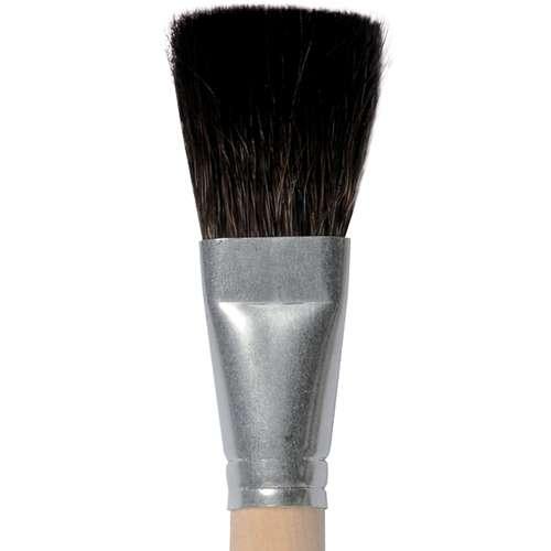 Pinceau queue de morue porcelaine petit-gris pur Léonard, série 308 PL