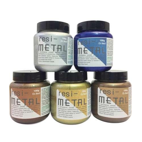 Resi-METAL Pigmente für Harze