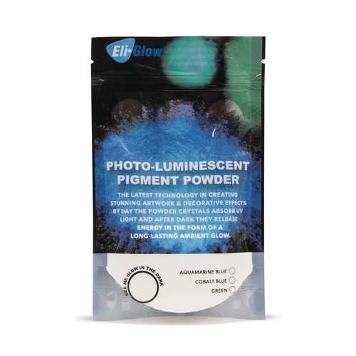 Eli-Glow, photoluminiszente Leuchtpigmente