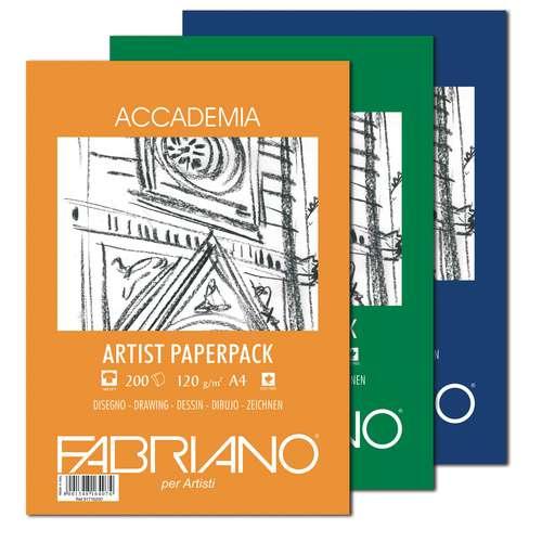 FABRIANO® Accademia Artist, Zeichenpapier-Pack