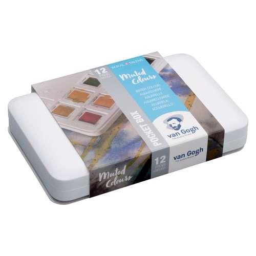 Van Gogh Pocket Box Themen-Sets