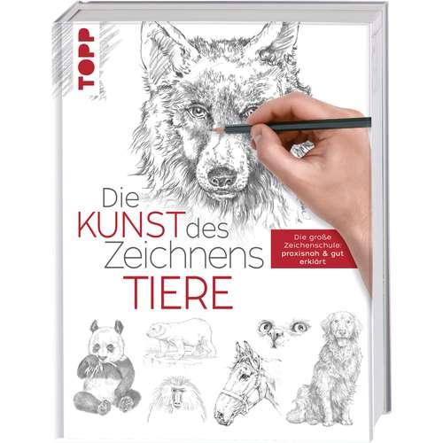 Die Kunst des Zeichnens - Tiere Die große Zeichenschule: praxisnah und gut erklärt
