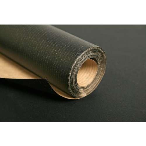 MAILDOR Kraftpapier Rolle schwarz