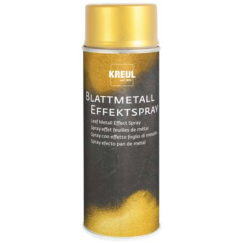 KREUL Blattmetall Effektspray