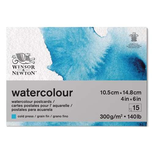 Papier aquarelle classique WINSOR & NEWTON™, 300 g/m²