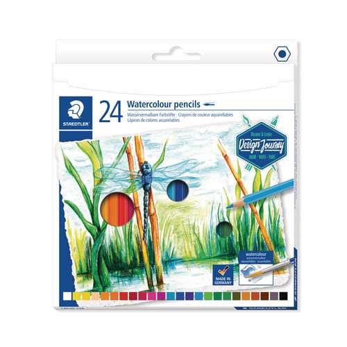 STAEDTLER® Watercolour Aquarellstifte-Sets