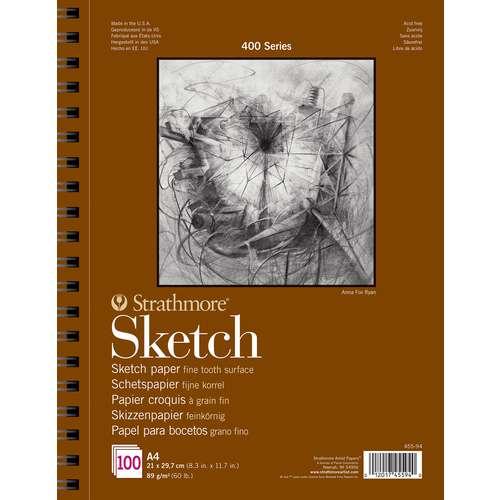 Strathmore® 400 Sketch Skizzenblock