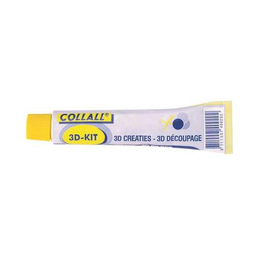 COLLALL® Silikonkleber 3D-KIT
